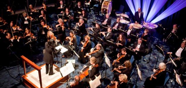 """""""Sandstorm"""" y """"Opus"""" interpretadas por una orquesta"""