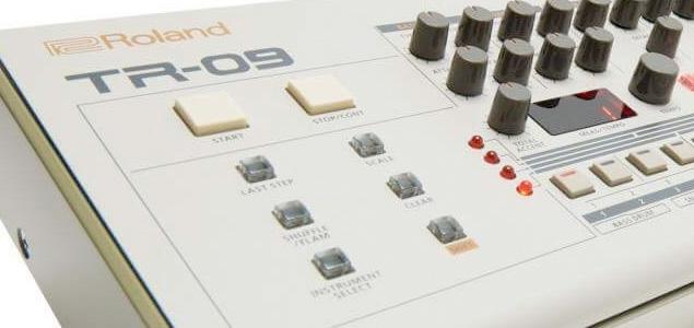 Se filtran imágenes de la supuesta nueva Roland TR-909