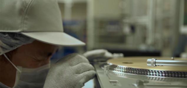 Technics nos muestra como fabrica su nuevo turntable