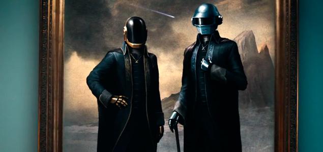 The Weeknd estrena vídeo de su canción con Daft Punk