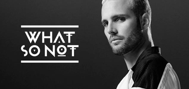 Primer EP de What So Not sin Flume