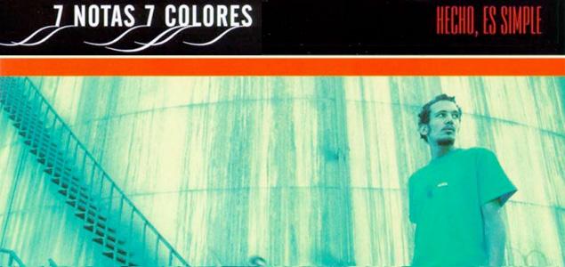 """7 Notas 7 Colores regresa para celebrar los 20 años de """"Hecho, es simple"""""""