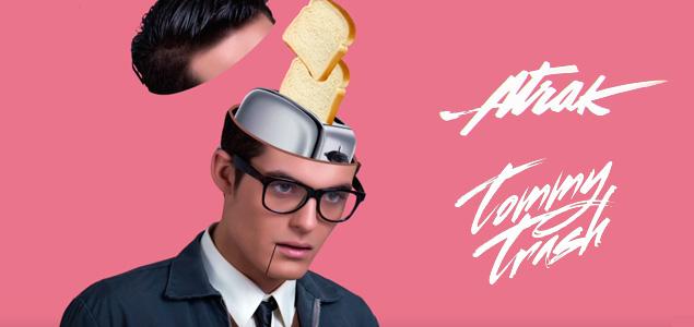 """A-Trak y Tommy Trash comparten vídeo de """"Lose My Mind"""""""