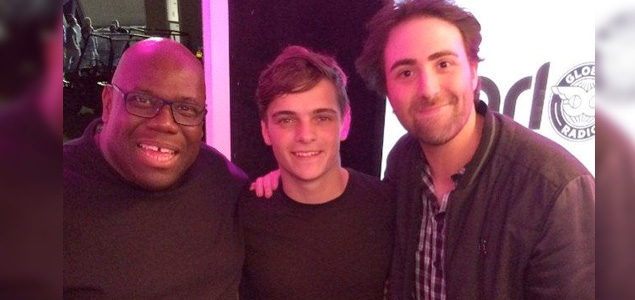 "Carl Cox y Martin Garrix unidos por el documental ""What We Started"""