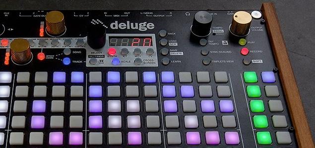 Deluge, el instrumento total para artistas de electrónica