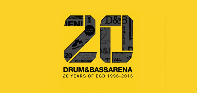 El recopilatorio de Drum & Bass definitivo