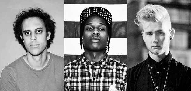 Four Tet remezcla a A$AP Rocky y Mura Masa