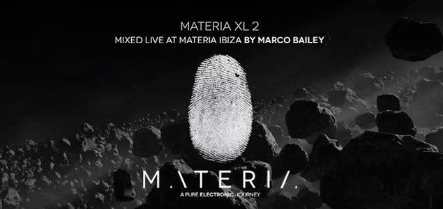 Marco Bailey lanza el recopilatorio Materia XL2