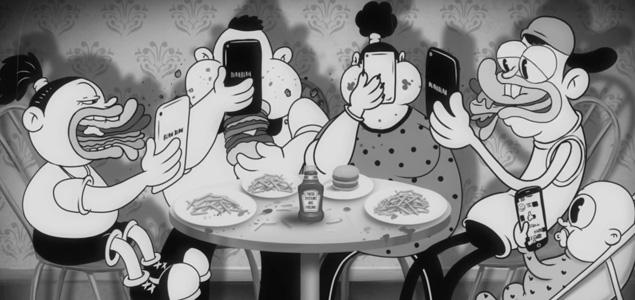 Moby critica la adicción a los smartphones en su nuevo vídeo