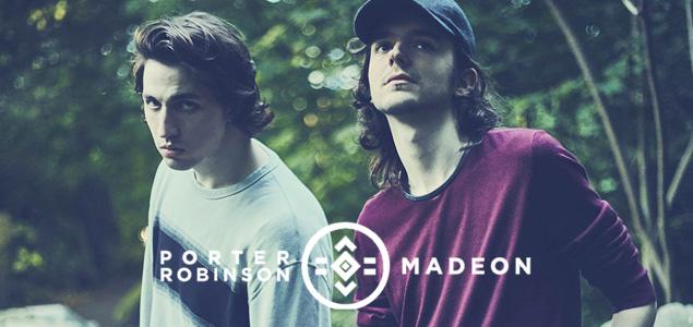 Vídeo de Porter Robinson & Madeon en Shelter Live Tour