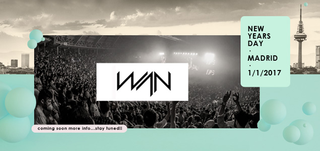 WAN Festival 2017 desvela un nuevo cabeza de cartel