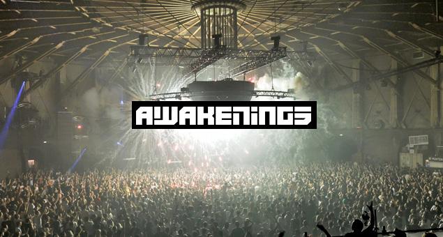 Awakenings desvela el lineup de su 20 aniversario