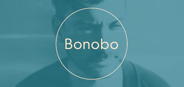 Enigmático graffiti de Bonobo en Londres