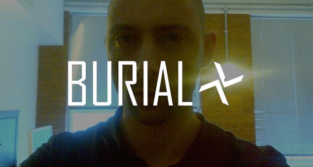 Se lanza por accidente un nuevo EP de Burial