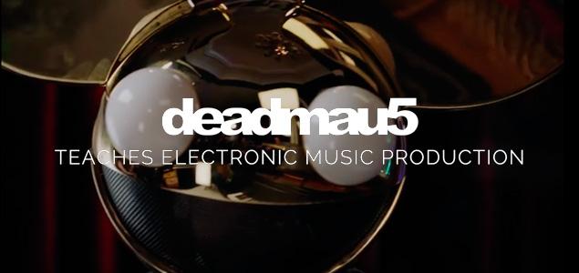 Curso de producción de música electrónica por deadmau5