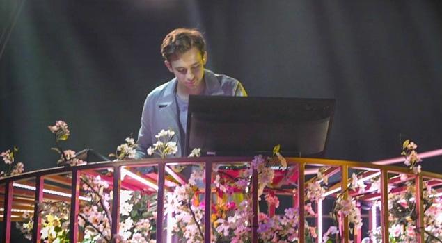 Flume arrasa en los ARIA Awards