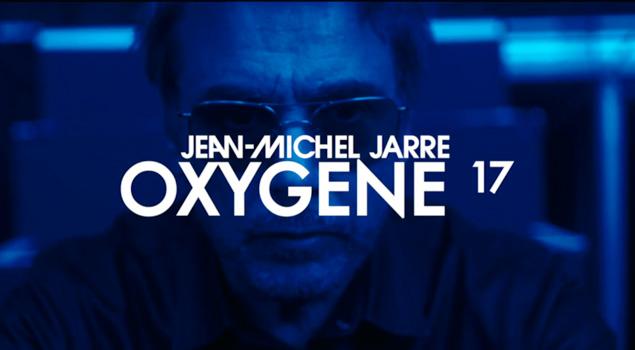"Jean-Michel Jarre estrena vídeo de ""Oxygene 17"""
