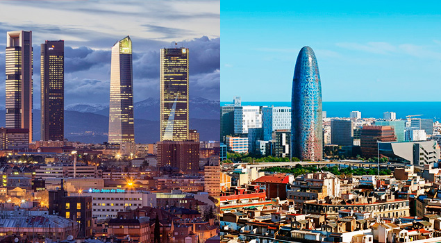 Madrid y Barcelona entre las ciudades con más diversión del mundo