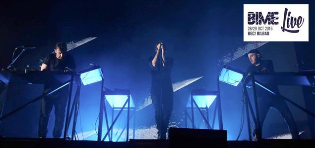 Moderat, The Chemical Brothers y PJ Harvey iluminan BIME 2016