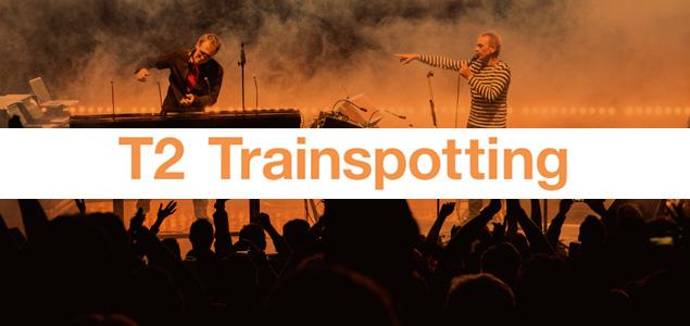 Se filtra el tracklist de la banda sonora de T2 Trainspotting
