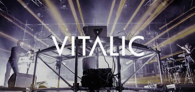 Vitalic anuncia fechas de su nuevo Live Tour