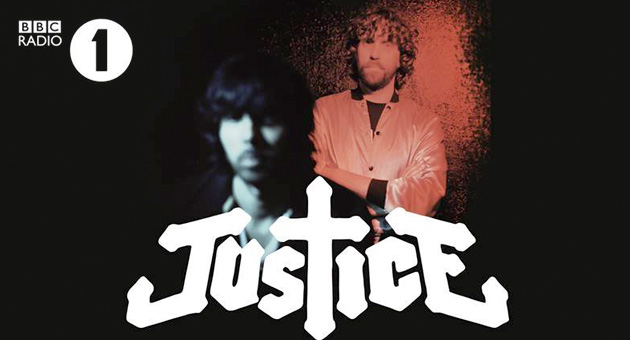 """Sesión de Justice para BBC Radio 1 """"Essential Mix"""""""