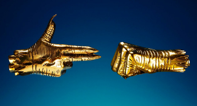 "Run The Jewels lanza por sorpresa su álbum ""RTJ3"""