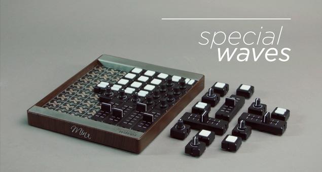 Un controlador para DJs que se adapta a tus preferencias