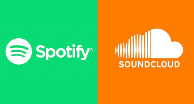 Spotify no comprará Soundcloud