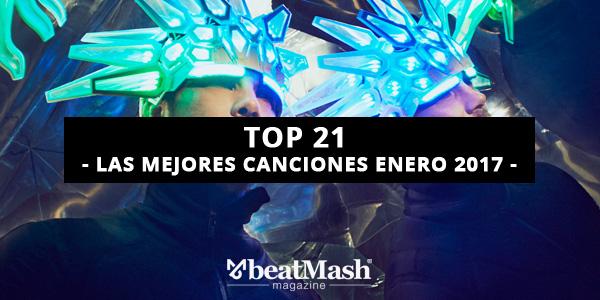 Top21 en beatMash Magazine