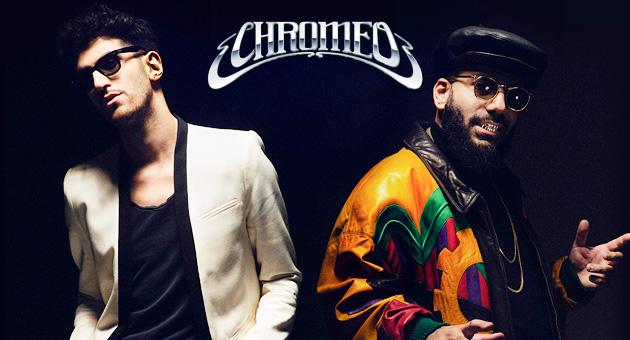 Chromeo anuncia nuevo disco para este año