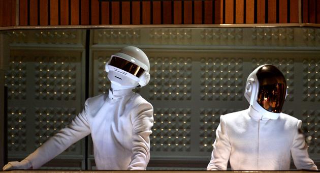 Daft Punk produce la nueva canción del grupo Parcels