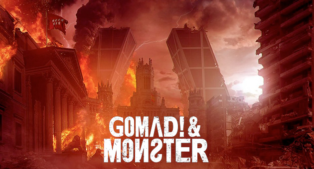 "Gomad! & Monster estrenan ""Tales From The Hood"""