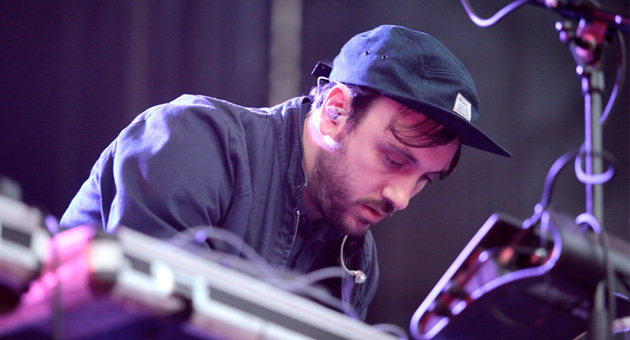 "John Talabot anuncia ""The Night Land"" junto a Axel Boman"