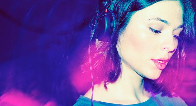 Nina Kraviz presenta su nuevo sello discográfico GALAXIID