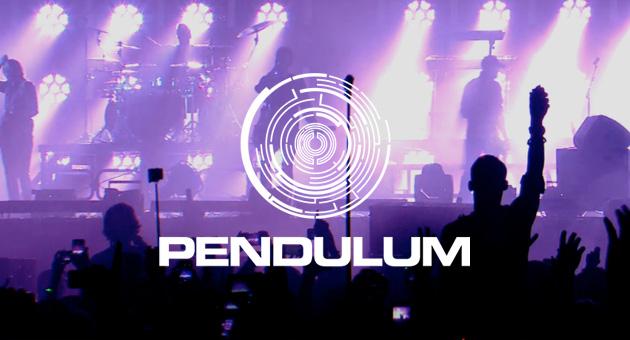 Pendulum Live confirmado para Dreambeach 2017