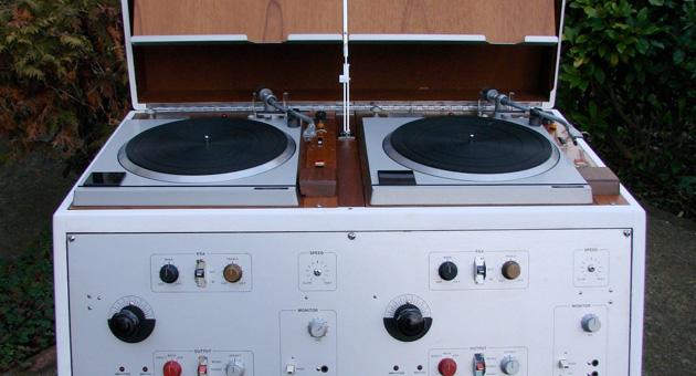 Una reliquia retro de Technics a la venta en eBay