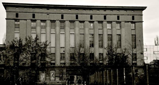 Berghain abrirá una nueva planta: Säule
