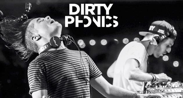 "Dirtyphonics regresa con nuevo EP ""Night Ride"""