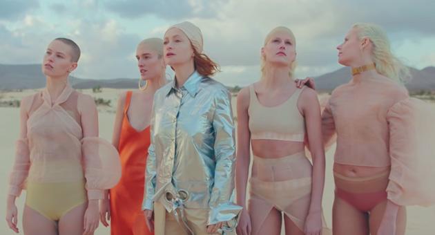 """Goldfrapp estrena vídeo de """"Anymore"""""""