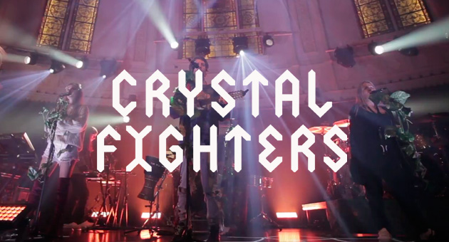 """Crystal Fighters estrena vídeo de """"In Your Arms"""""""