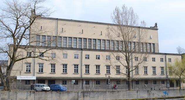 Nuevo club de techno en el museo más grande de Múnich