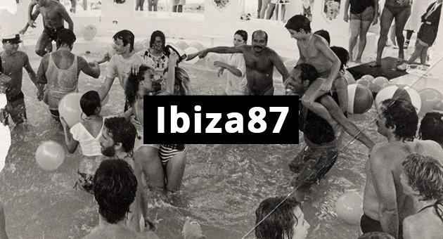 La Ibiza del 87 en una serie de TV por el autor de Trainspotting