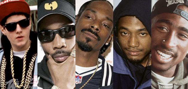 El mejor rap de los 90