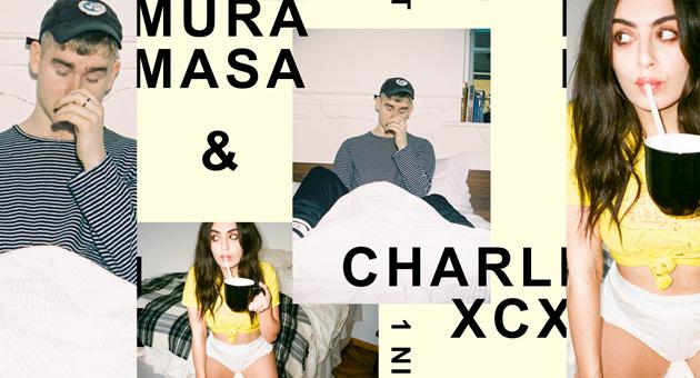 """Mura Masa estrena nueva canción junto a Charli XCX """"1 Night"""""""