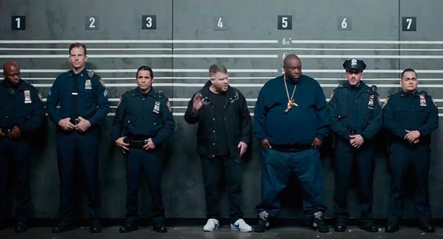 """Run The Jewels, sospechosos habituales en el vídeo de """"Legend Has It"""""""