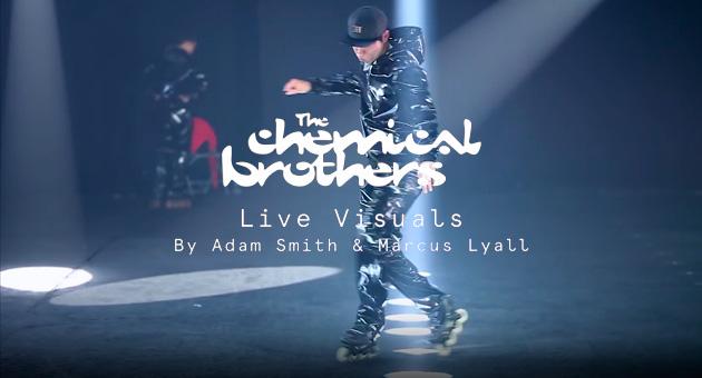 "Así creó The Chemical Brothers las visuales del live de ""Go"""