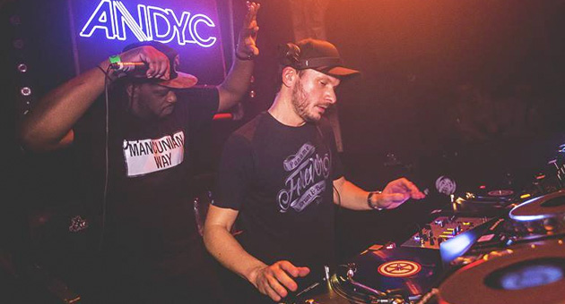 "Andy C regresa con ""What Bass"""