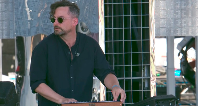 Vídeos de Bonobo, Radiohead, Hans Zimmer y más en Coachella 2017