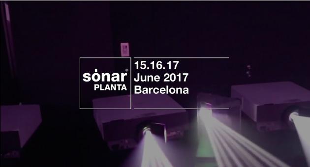 """Sónar 2017 estrenará la instalación """"phosphere"""" de Daito Manabe"""